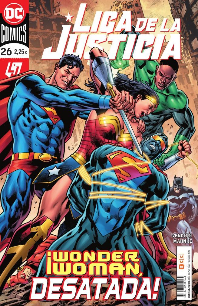 Liga de la Justicia núm. 104/ 26