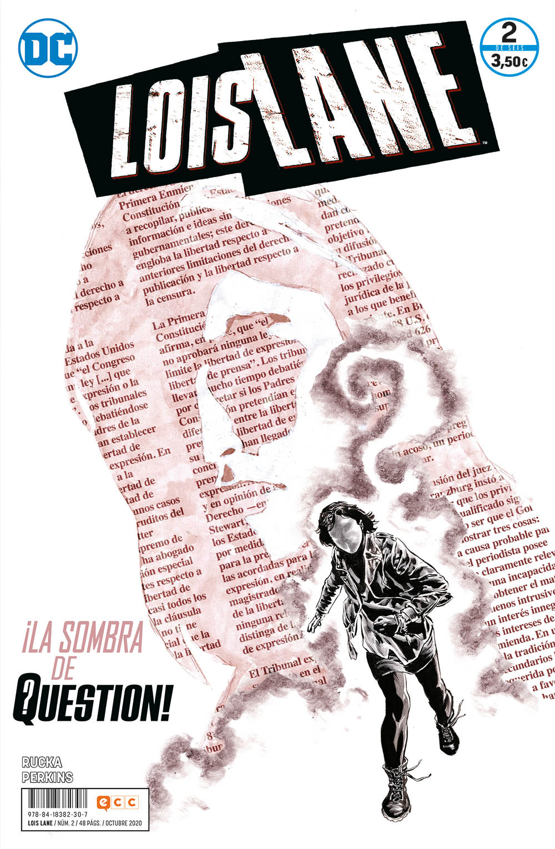 Lois Lane núm. 2 de 6