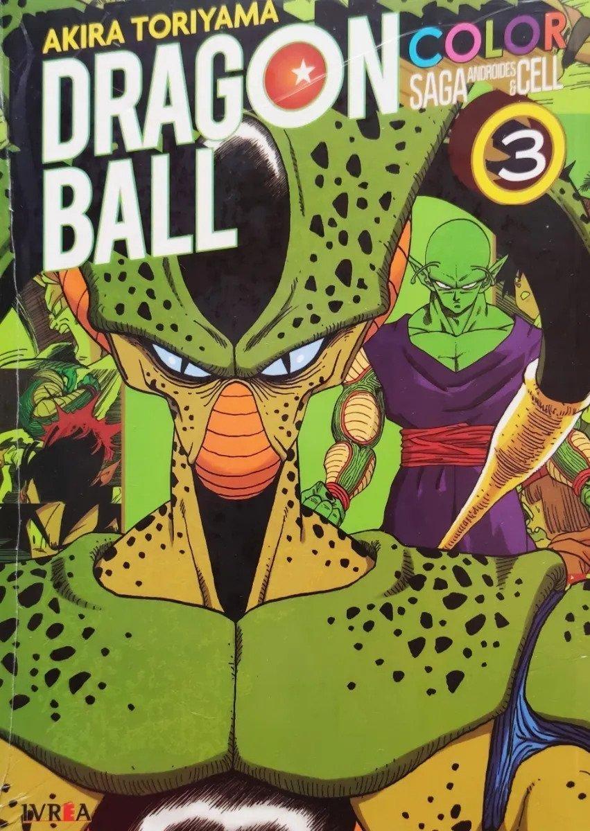 Dragon Ball Z - Saga de Cell - Tomo 3