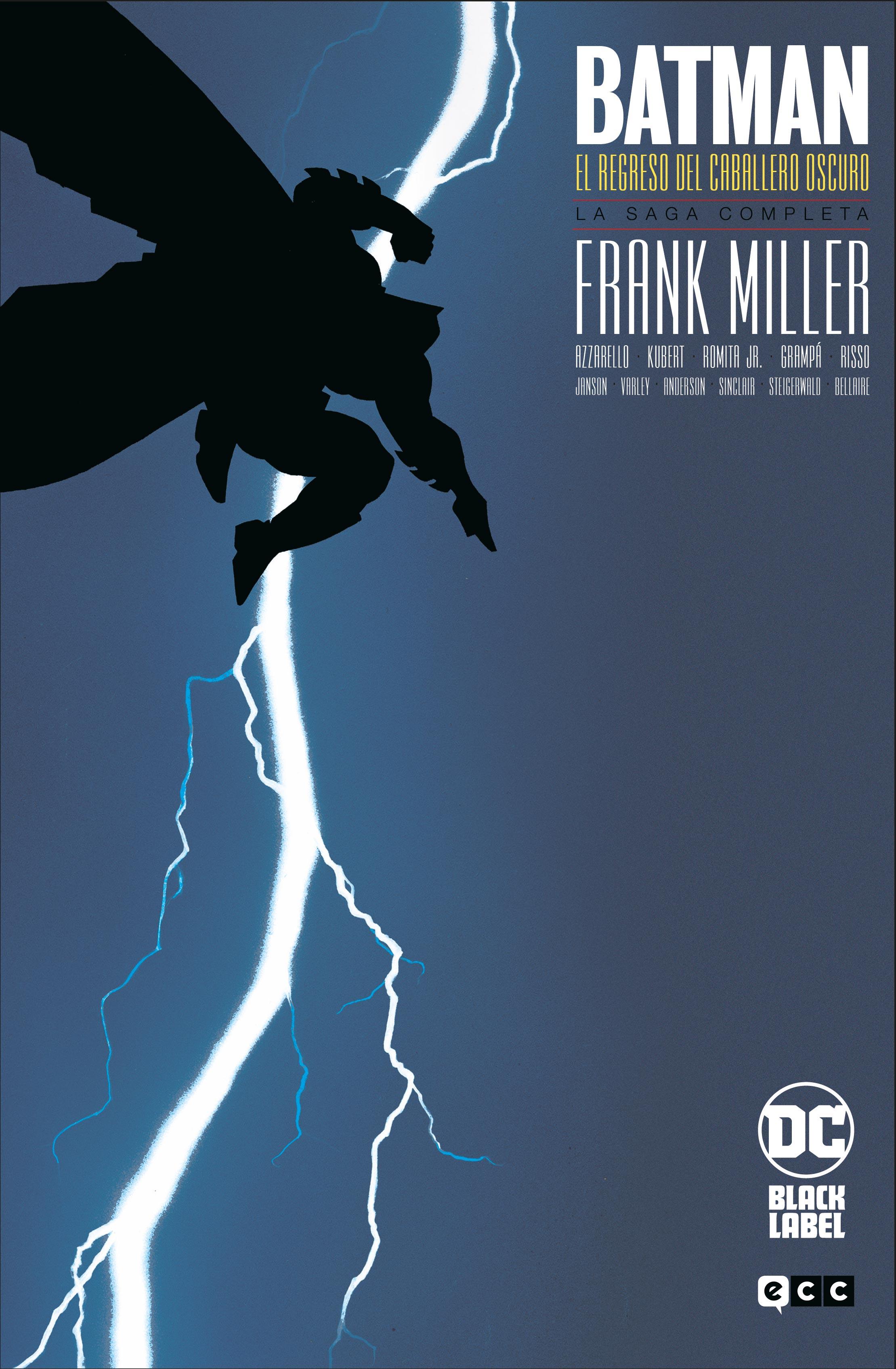 El Regreso del Caballero Oscuro – La saga completa (Batman Day 2020)