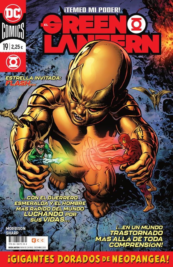 El Green Lantern núm. 101/ 19