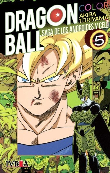 Dragon Ball Z - Saga de Cell - Tomo 5