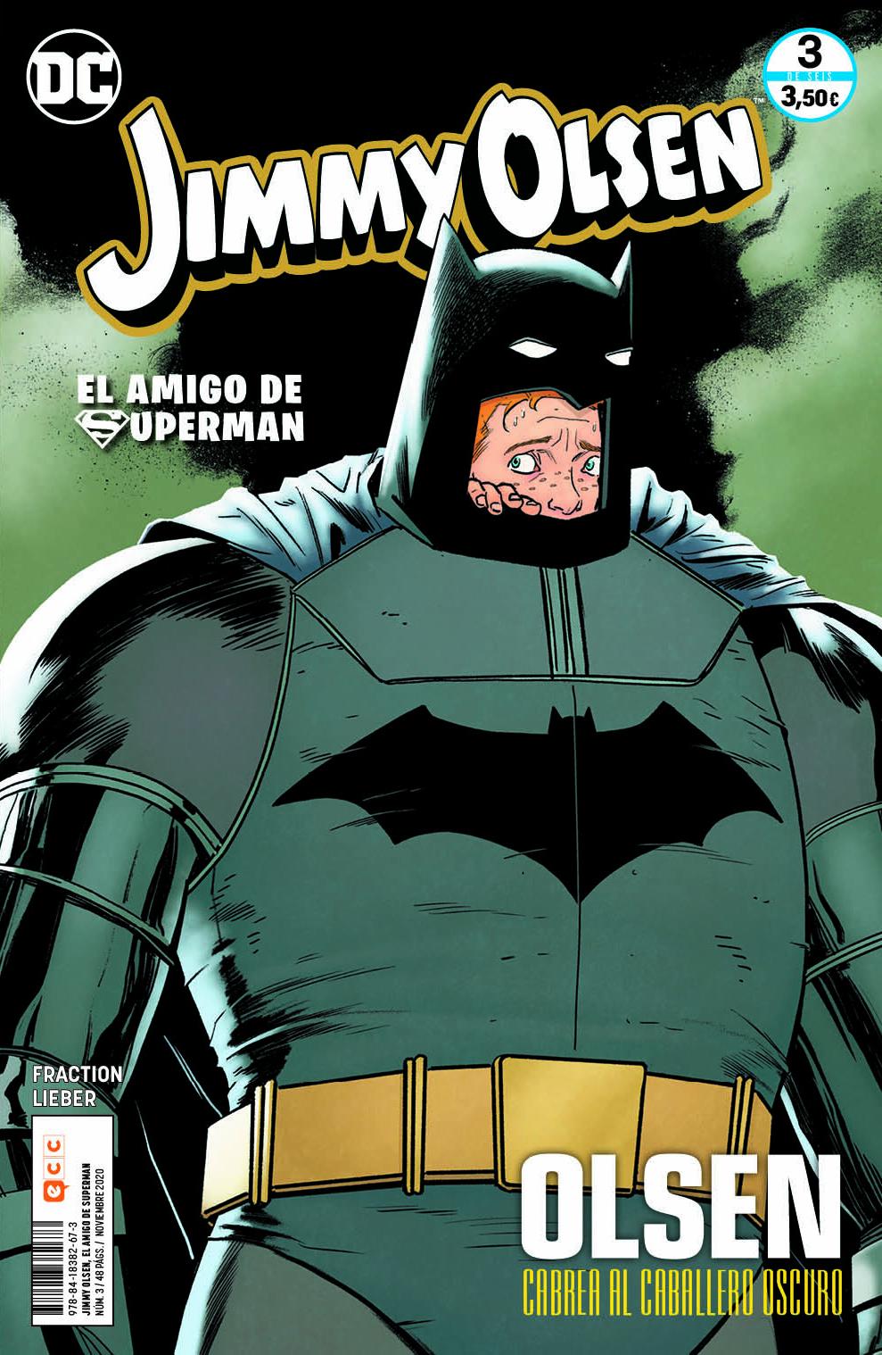 Jimmy Olsen, el amigo de Superman núm. 03 de 6