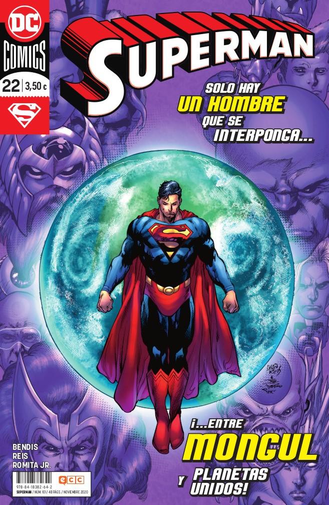 Superman núm. 101/ 22