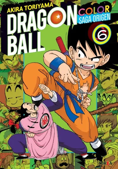 Dragon Ball Origen - Tomo 6