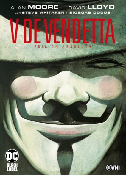 V de Vendetta - Edición Absoluta