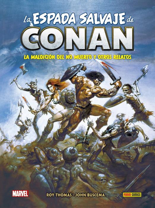 Biblioteca Conan. La Espada Salvaje de Conan #2
