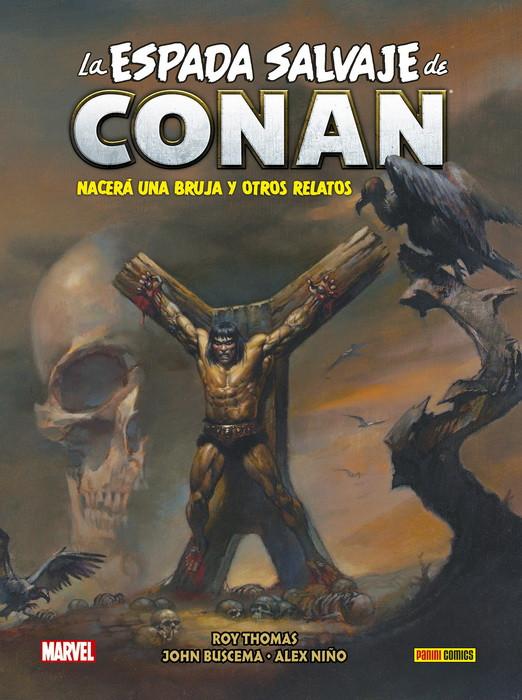 Biblioteca Conan. La Espada Salvaje de Conan #3
