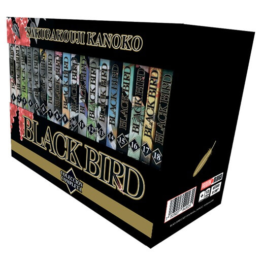 Black Bird Box Set - Serie Completa