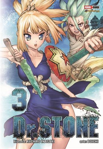 Dr. Stone #3