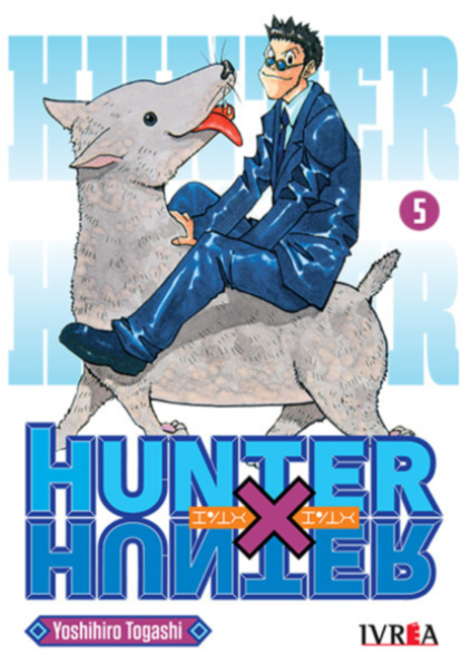 Hunter x Hunter #5