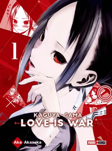 Kaguya-sama: Love is War #01