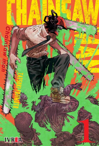 Chainsaw Man #1