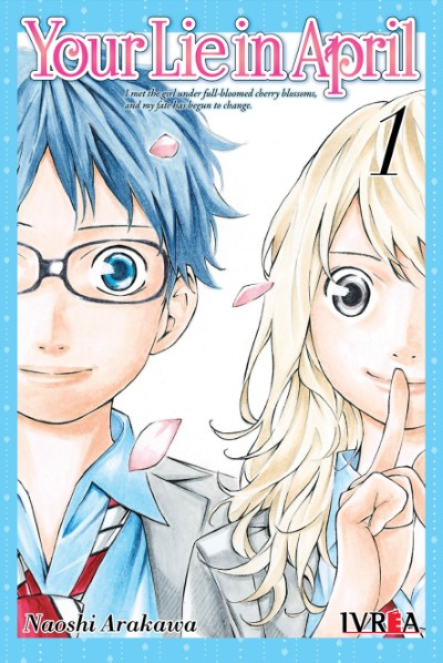 Your Lie in April #1