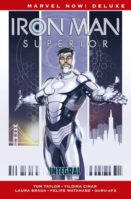 Marvel Now! Deluxe. Iron Man Superior Integral