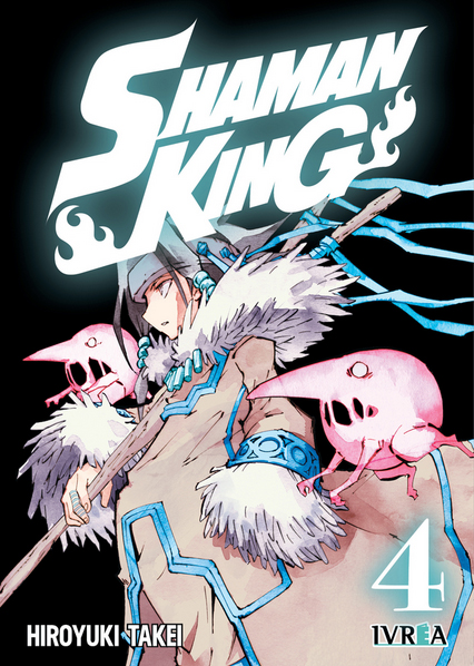 Shaman King #4