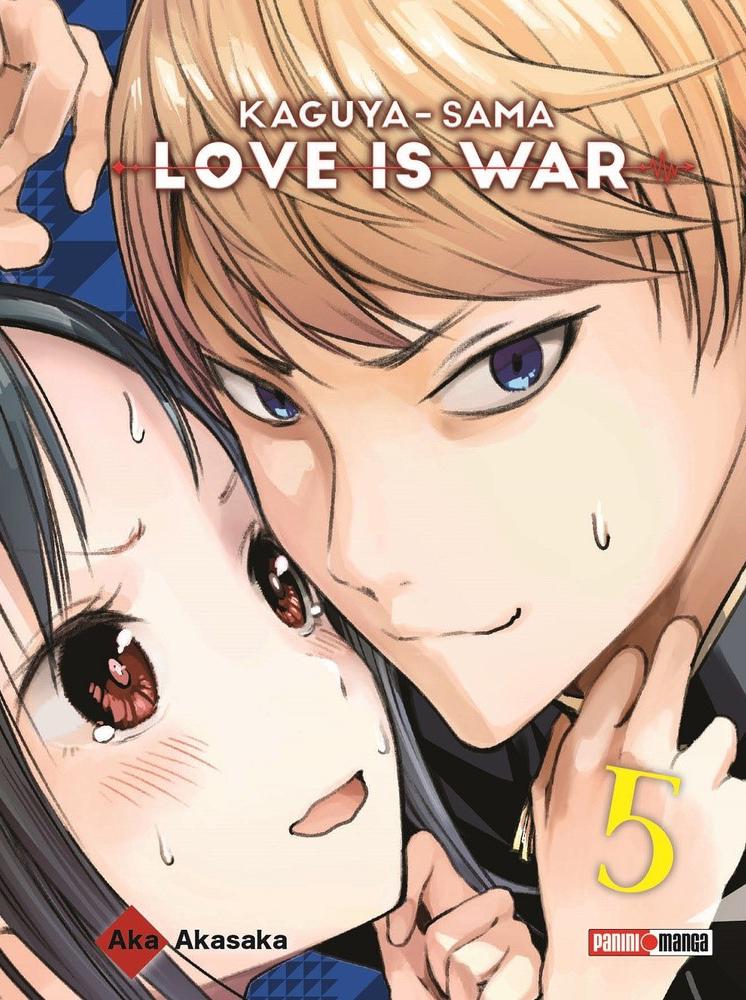 KAGUYA-SAMA LOVE IS WAR #5