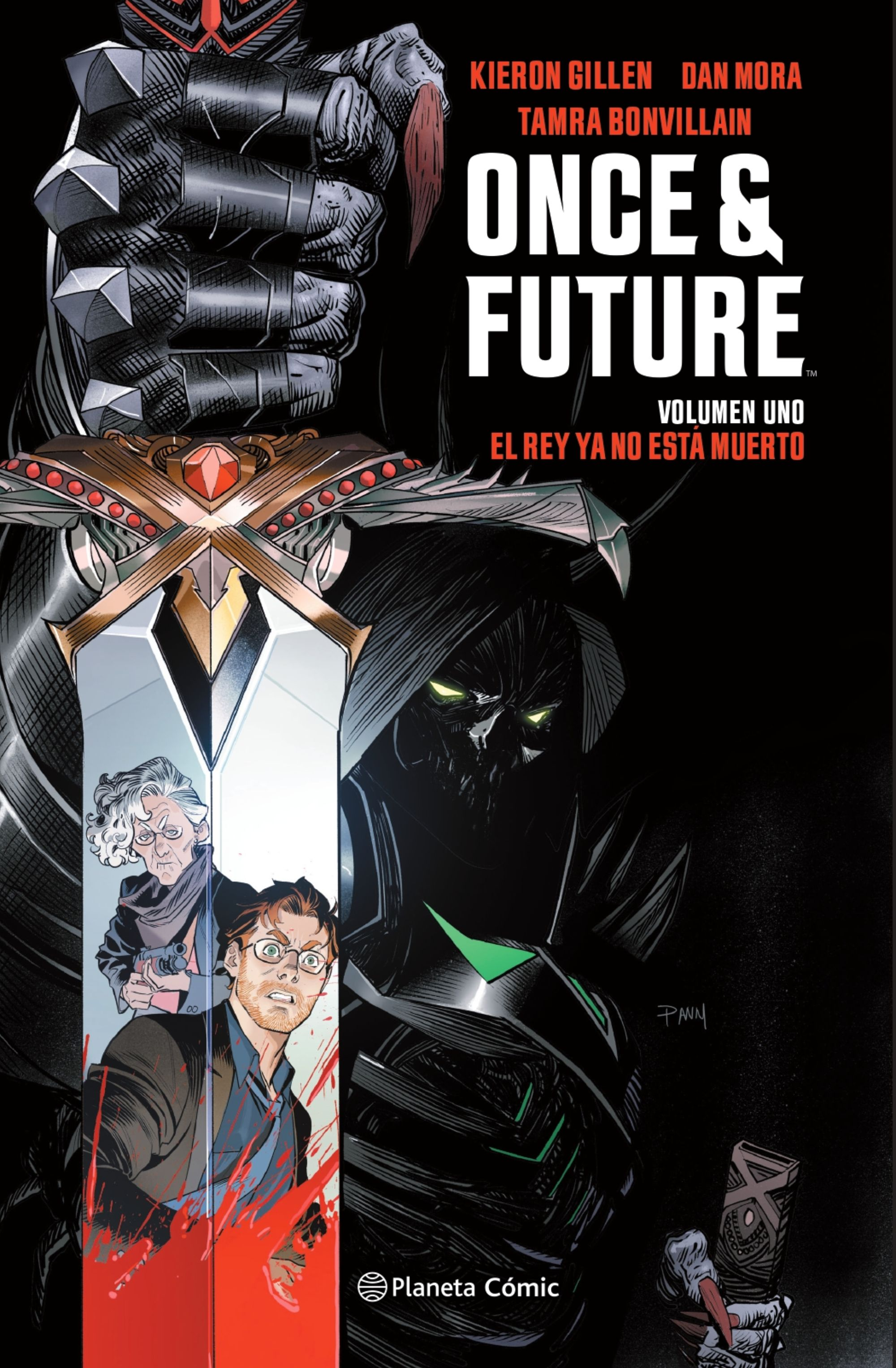 Once and Future Vol.1: El rey ya no está muerto