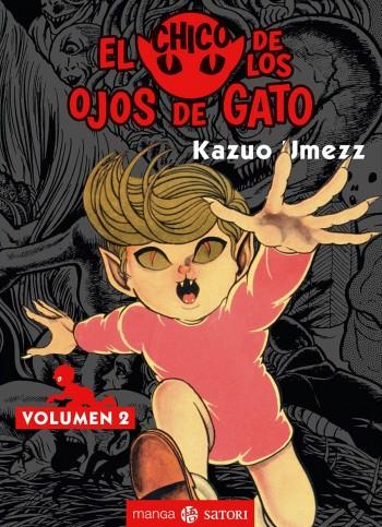 El Chico de los Ojos de Gato Vol.2