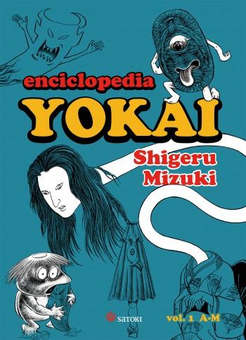 Enciclopedia Yokai Vol. 1 (A a la M)