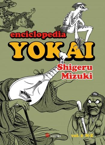 Enciclopedia Yokai Vol. 2 (N a la Z)
