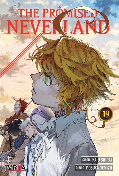 The Promised Neverland #19