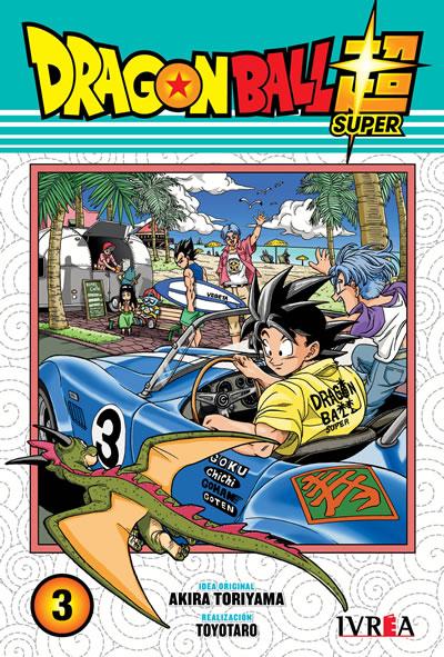 Dragon Ball Super #03
