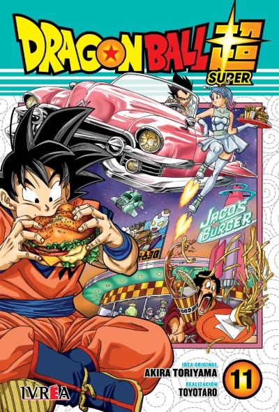 Dragon Ball Super #11