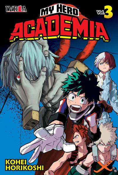 My Hero Academia #03