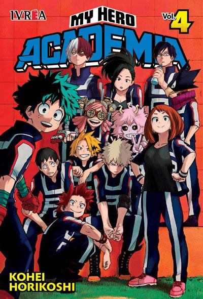 My Hero Academia #04