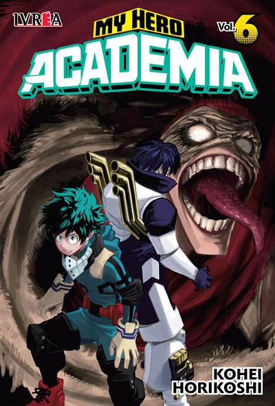 My Hero Academia #06