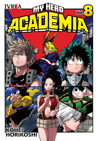 My Hero Acdemia #08
