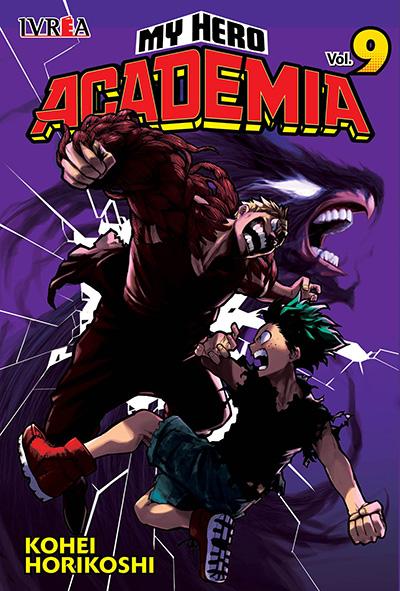 My Hero Academia #09