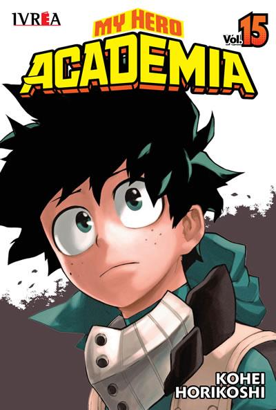 My Hero Academia #15