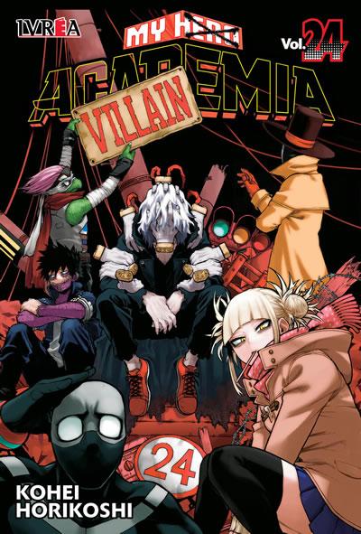 My Hero Academia #24