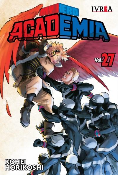 My Hero Acdemia #27