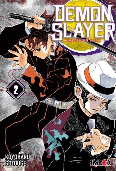 Demon Slayer - Kimetsu No Yaiba #02
