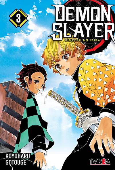Demon Slayer - Kimetsu No Yaiba #03