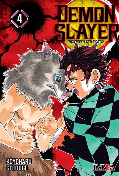 Demon Slayer - Kimetsu No Yaiba #04