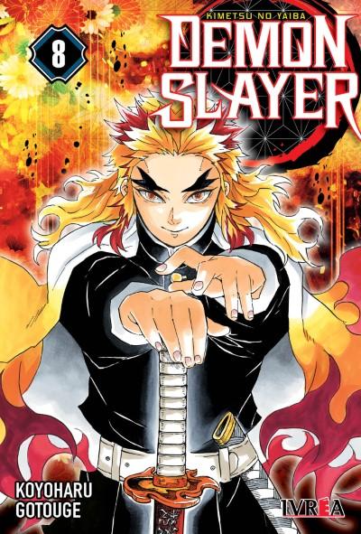 Demon Slayer - Kimetsu No Yaiba #08