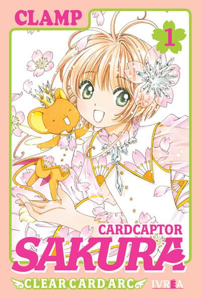 CardCaptor Sakura: Clear Card Arc  #01