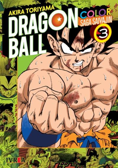 Dragon Ball Color - Saga Saiyajin #3