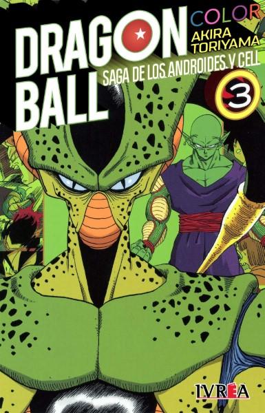Dragon Ball Z Color - Saga Androides y Cell #3