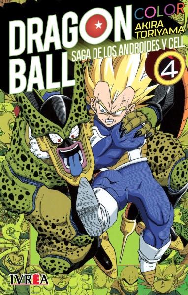 Dragon Ball Z Color - Saga Androides y Cell #4