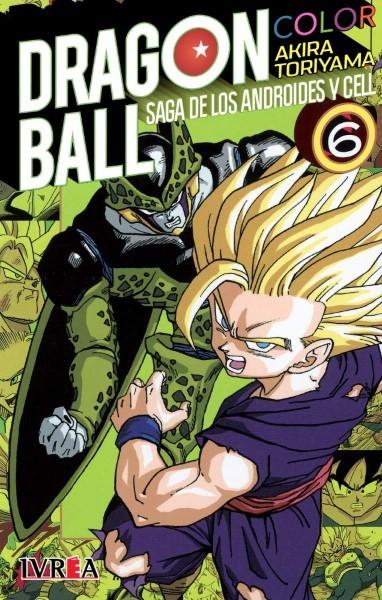 Dragon Ball Z Color - Saga Androides y Cell #6