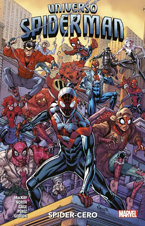 Universo Spiderman: Spider-Cero