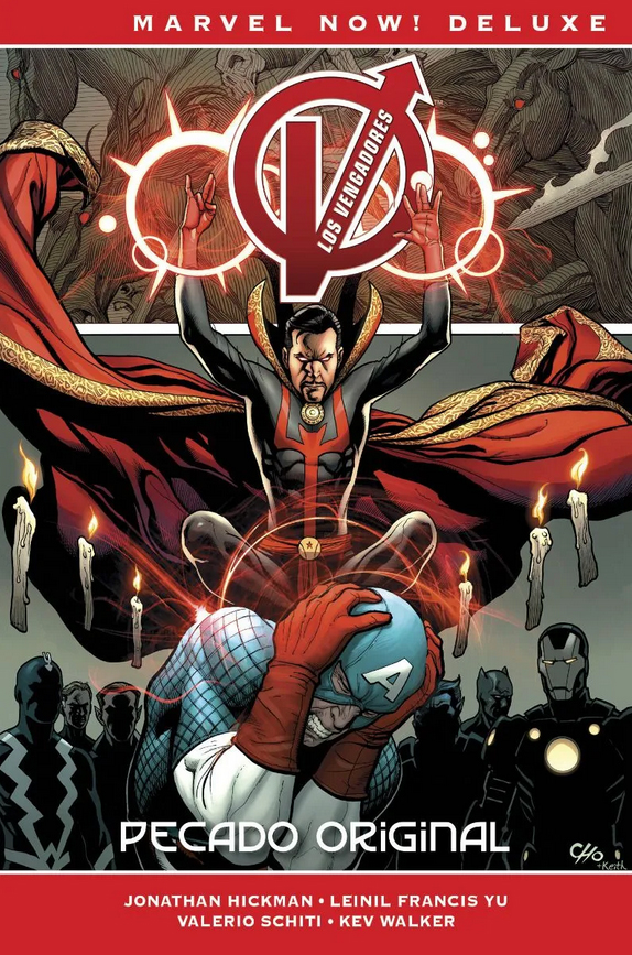Marvel Now! Deluxe. Los Vengadores de Jonathan Hickman #7: Pecado Original