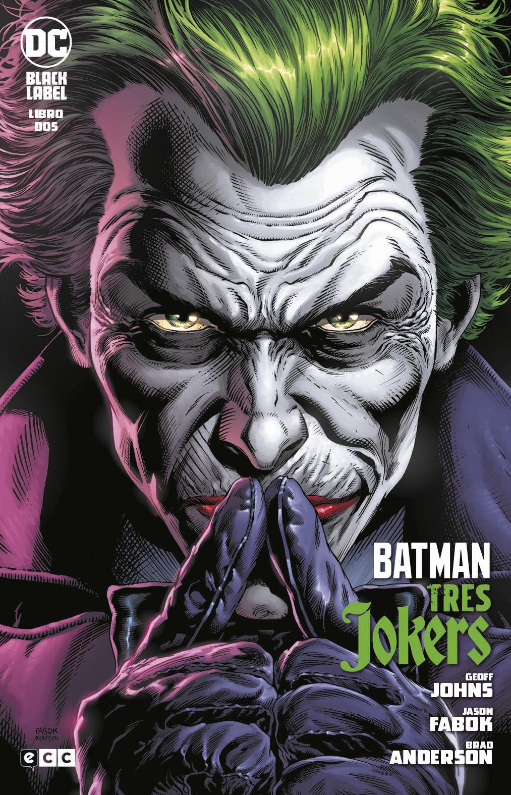 Batman: Tres Jokers #2 de 3