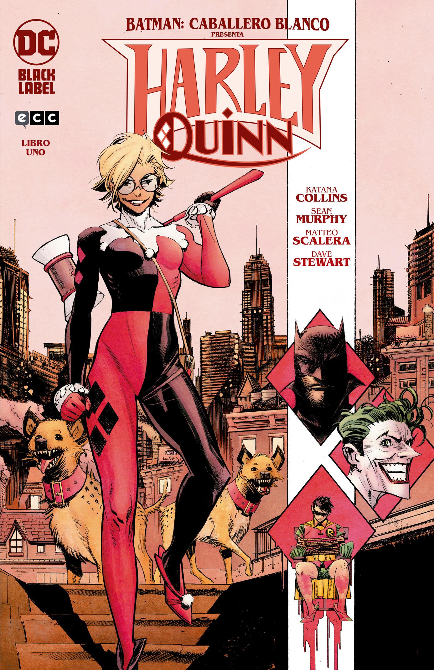 Batman: Caballero Blanco - Harley Quinn #1 de 6