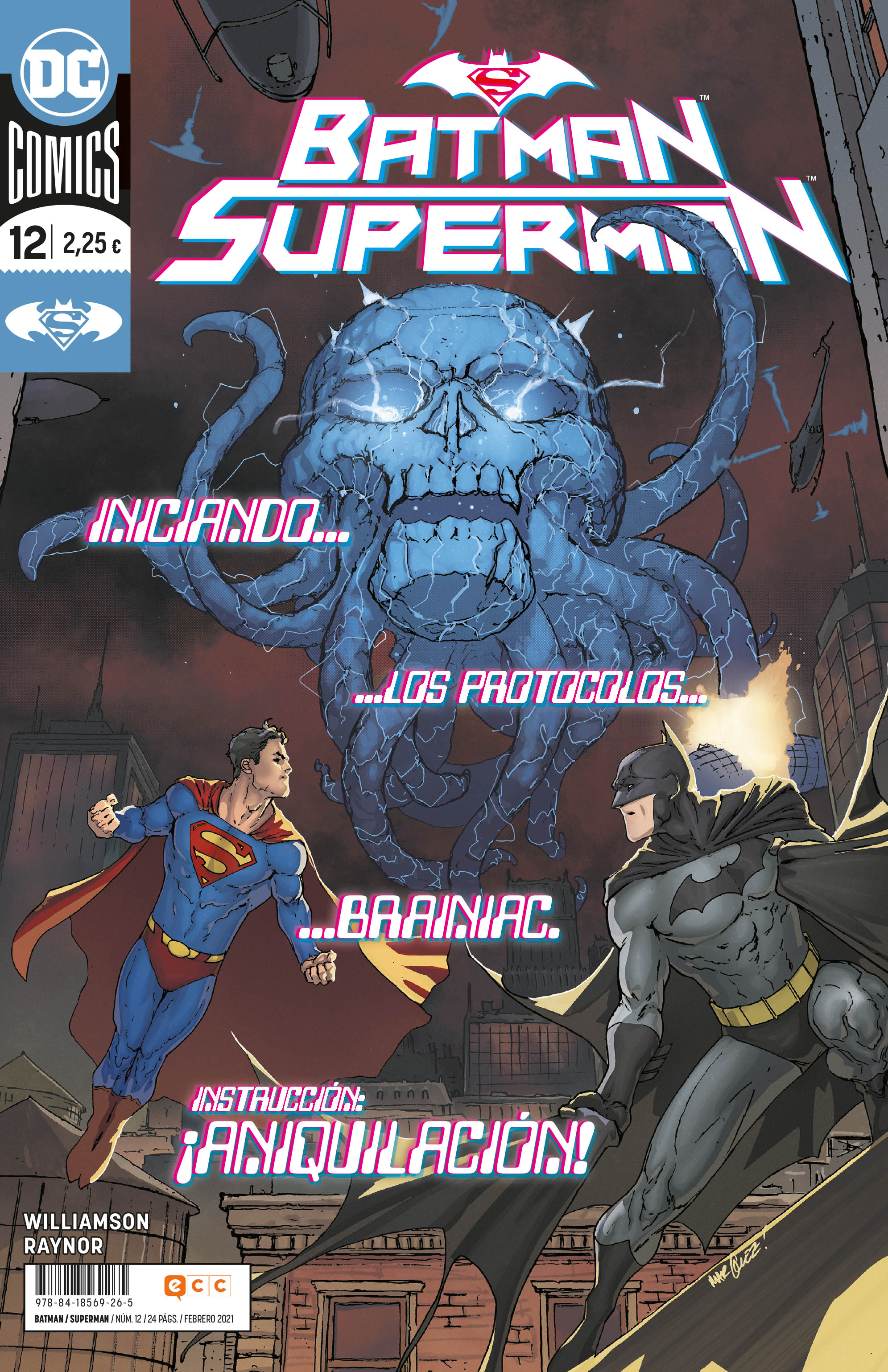 Batman / Superman #12